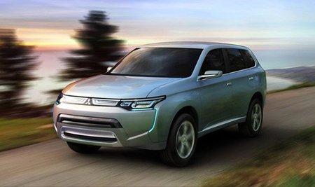 Mitsubishi presentará el crossover PX-iMIEV en Tokio