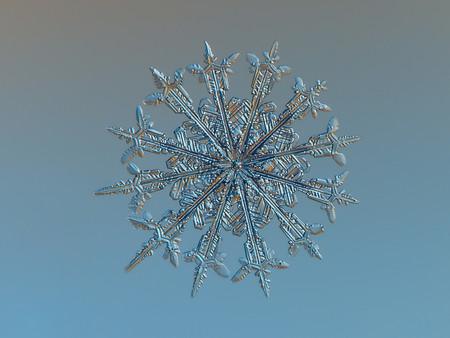 Alexey Kljatov Snowflakes 11