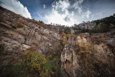 Descubriendo los Montes Universales: ruta del barranco de la Hoz en Calomarde, Teruel