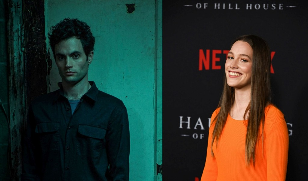 Joe has a new obsession: season 2 of 'You' tab to the actress of 'The curse of Hill House'