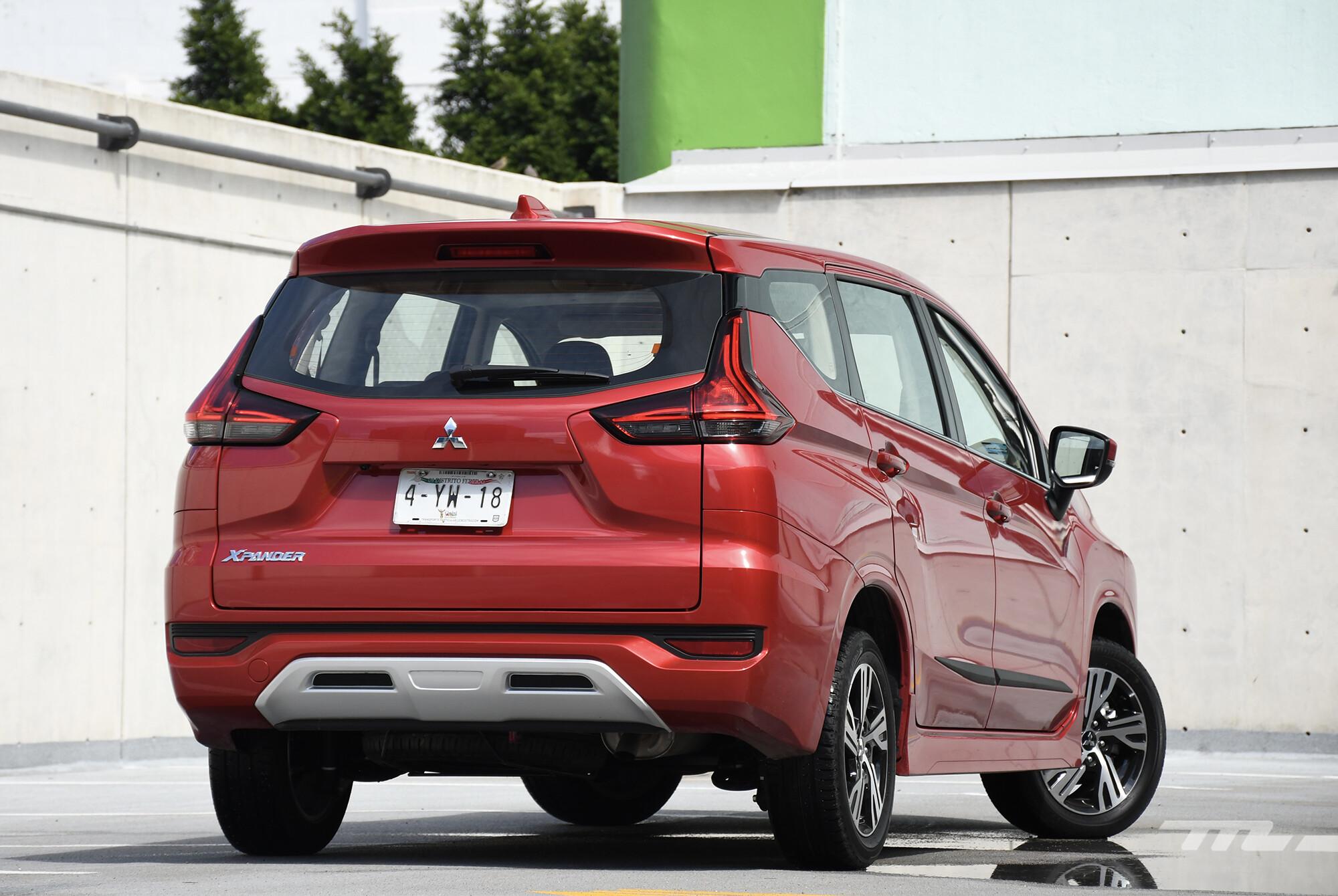 Foto de Mitsubishi Xpander (prueba) (4/27)
