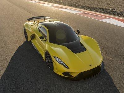 El Hennessey Venom F5 podría recurrir a un V8 cuatriturbo para rozar los 500 km/h