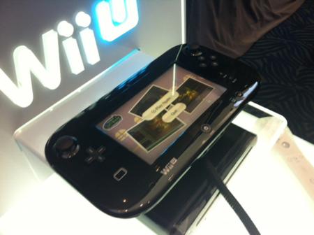 Wii U mando negro