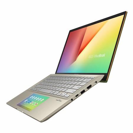 Portátil Asus VivoBook S14, con Intel Core i5 de 10ª generación y ScreenPad, 100 euros más barato en Amazon