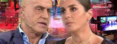 Anabel Pantoja explota contra Kiko Matamoros y se plantea abandonar 'Sálvame'