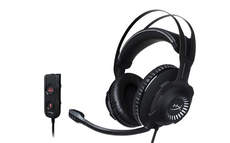 Hiperx Cloud Revolver S Auriculares Gaming Mexico