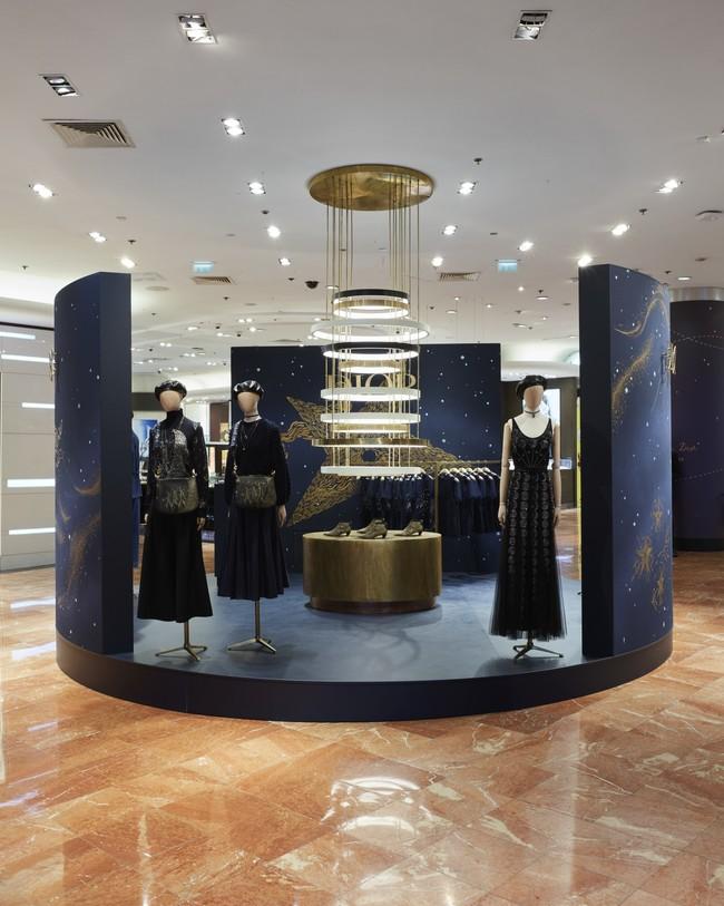 Dior Galeries Lafayette 70 Ans Pop Up C Raphael Dautigny 2