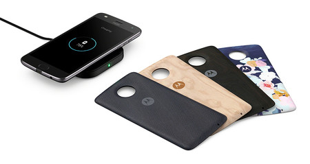 Moto Mod Wireless Charging