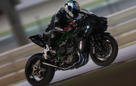 Kawasaki H2r 4