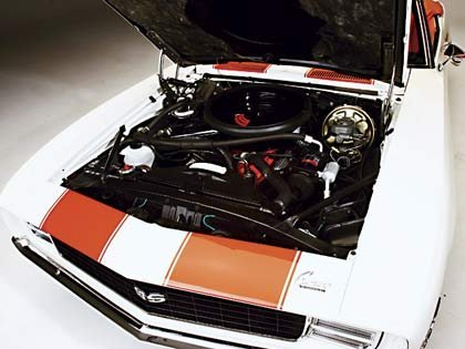1969 Chevrolet Camaro Convertible SS Pace Car