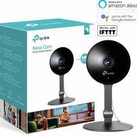 Cámara de vigilancia TP-Link KC120, compatible con Alexa y Google Home, a su precio mínimo en Amazon: 99 euros