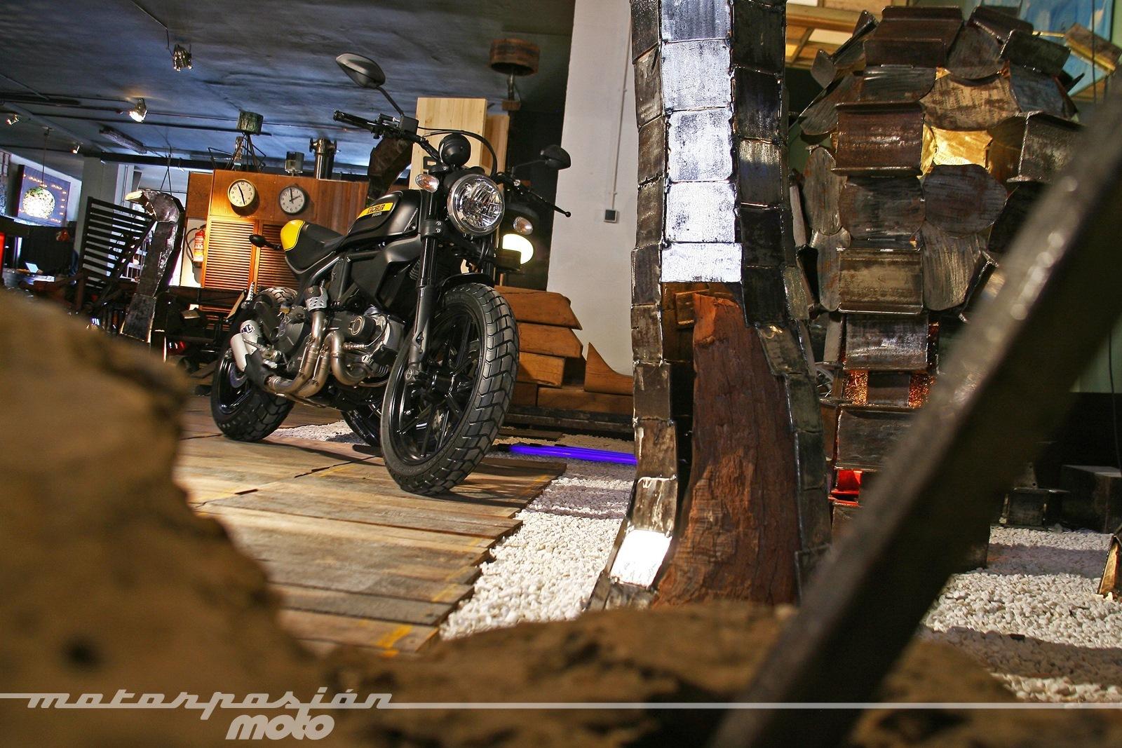 Foto de Ducati Scrambler, presentación 1 (23/67)