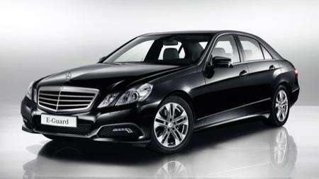 Mercedes Clase E Guard