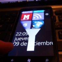 Ingenio, transparencias y Windows Phone 7