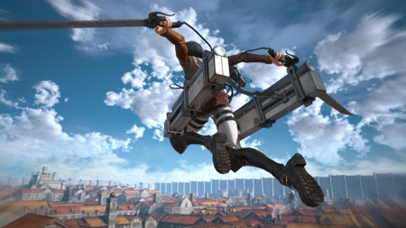 Attack On Titan Wings Of Freedom 04