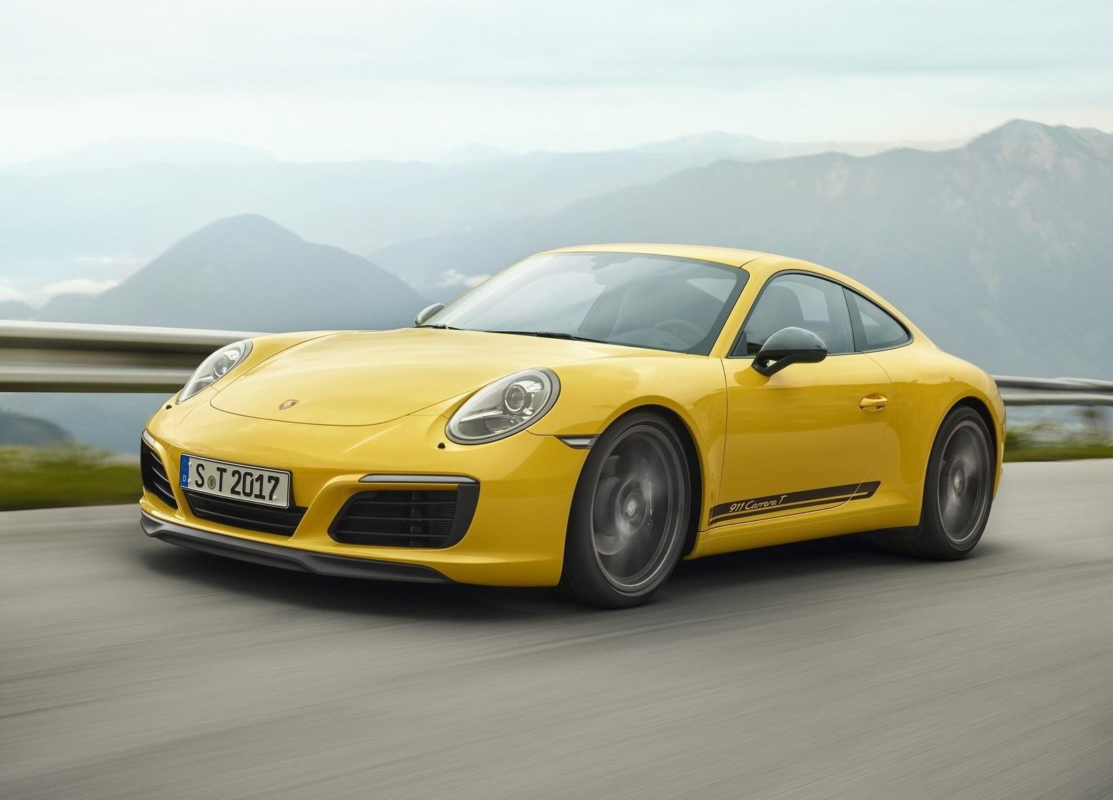 Foto de Porsche 911 Carrera T (2/13)