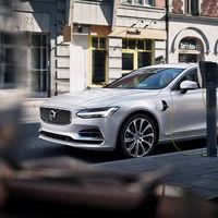 Tesla no está sola: Volvo tendrá su primer eléctrico de 100 kWh en 2019
