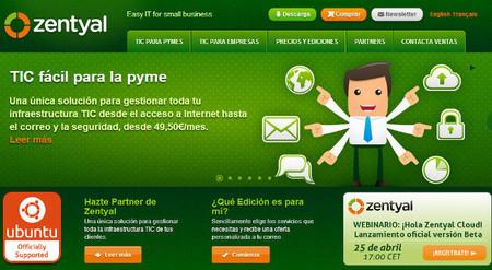 Zentyal Cloud, el servicio que completa el ecosistema del servidor