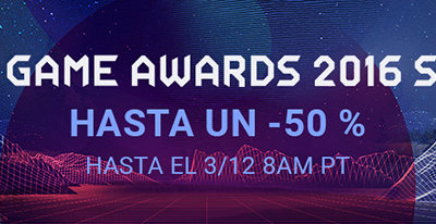 La PlayStation Store lanza venta especial por los The Game Awards 2016