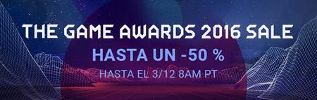 La PlayStation Store lanza venta especial por los The Game Awards 2016