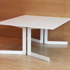 Foto 6 de 7 de la galería ola-mesa-plegable-minimalista en Decoesfera