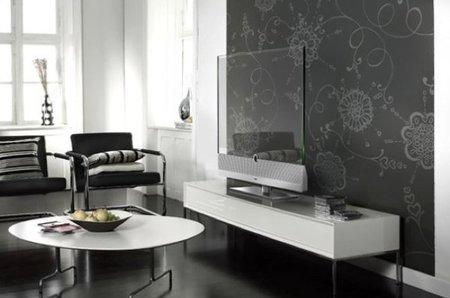 El televisor transparente de Loewe