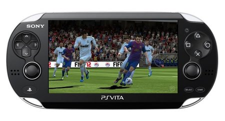 'FIFA 12' para PS Vita: nuevo trailer que explica sus características especiales