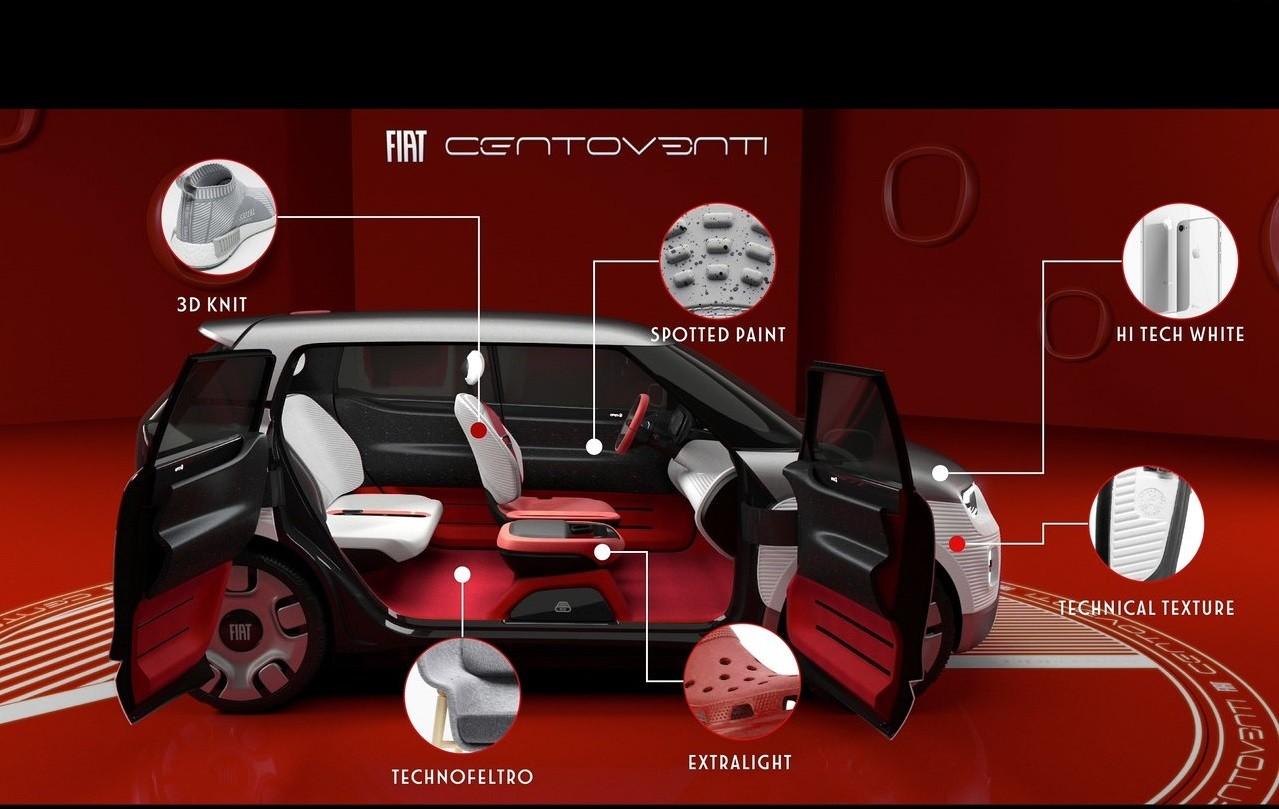 Foto de Fiat Centoventi concept (9/20)