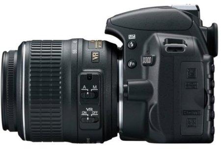 Nikon D3100 réflex vídeo