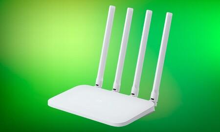 Cambiar el router de tu operadora nunca salió tan barato: Xiaomi Mi Router 4C N300 por sólo 9,99 euros en MediaMarkt