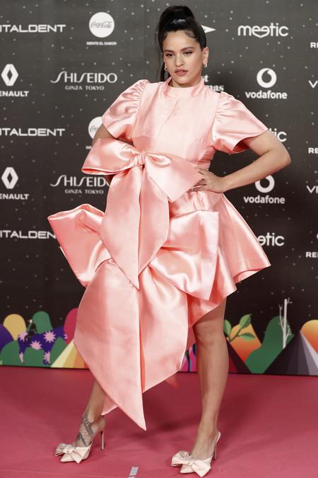 Alfombra Roja De Los 40 Principales Music Awards 6