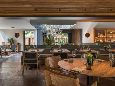 Nueva sede del restaurante Pujol en la Ciudad de México, elegante y con mucha sencillez