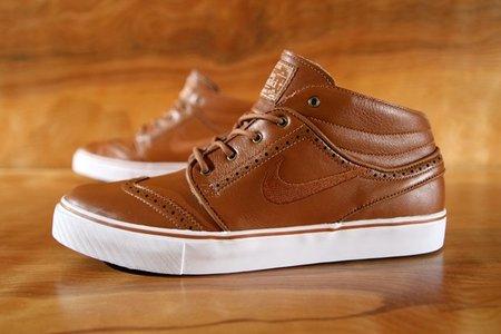 Las nuevas zapatillas de Nike al más puro estilo 'Brogue'