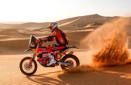 Toby Price Dakar 2021