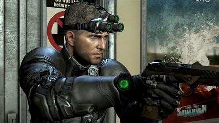 Sam Fisher se pone a tono con el lanzamiento de 'Splinter Cell: Blacklist'
