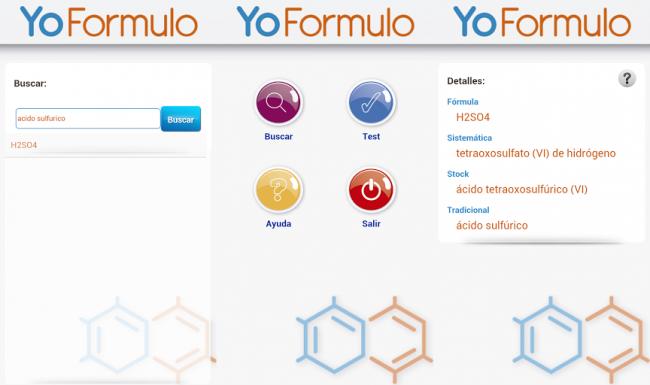 YoFormulo Android