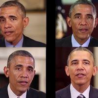 Barack Obama nos muestra como esta tecnología lip-sync es alucinante (y aterradora)