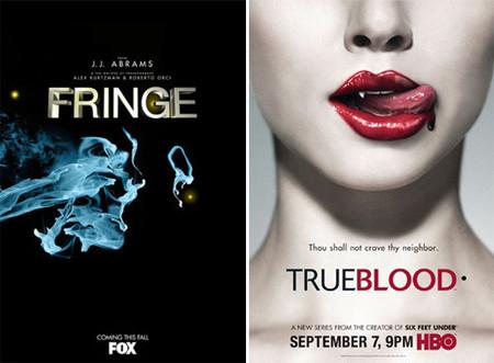 Fringe y True Blood se cuelan en los premios de los guionistas