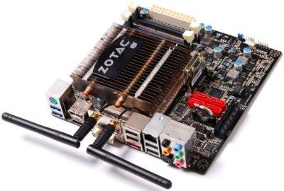 AMD Fusion en formato ITX y sin un ápice de ruido