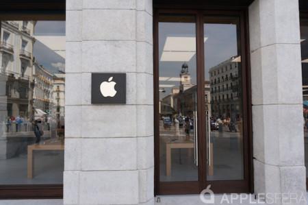 La Apple Store Puerta del Sol abre sus puertas