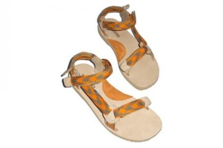 Sandalias de Missoni para la colección primavera-verano 2012