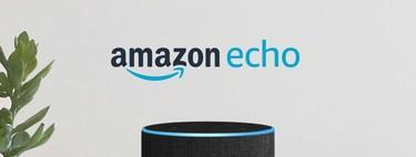 Altavoz inteligente, con Alexa, Amazon Echo por 64,99 euros y envío gratis