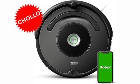 Superrebajado: el Roomba 676 es una ganga si usamos el cupón P5GRACIAS al pedirlo en eBay. Lo tenemos por unos ajustados 189,99 euros