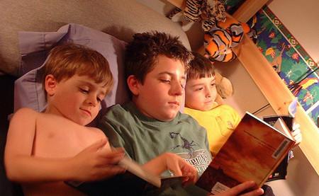 ¿Dejáis que vuestros hijos escojan los libros que van a leer?