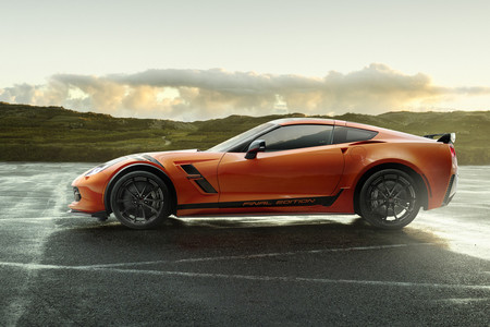 Chevrolet Corvette Final Edition 2