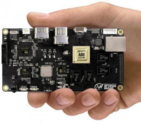 Allwinner presenta su Optimus Board A80 con una CPU octo-core