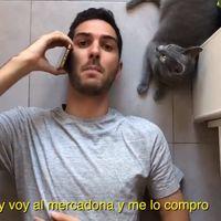 Christian Flores se pasa al reggaetón para reflexionar sobre el capitalismo de Mercadona y la descendencia humana