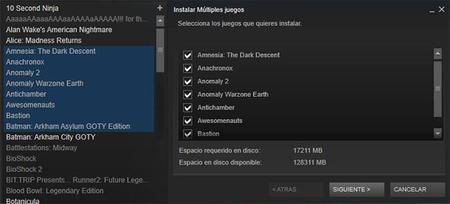 Steam se olvidó de mencionar una de las novedades que incluía su última actualización