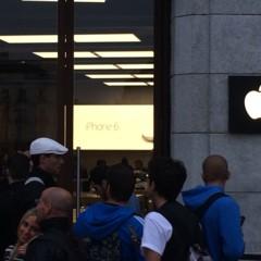Foto 8 de 10 de la galería lanzamiento-iphone-6-puerta-del-sol en Applesfera