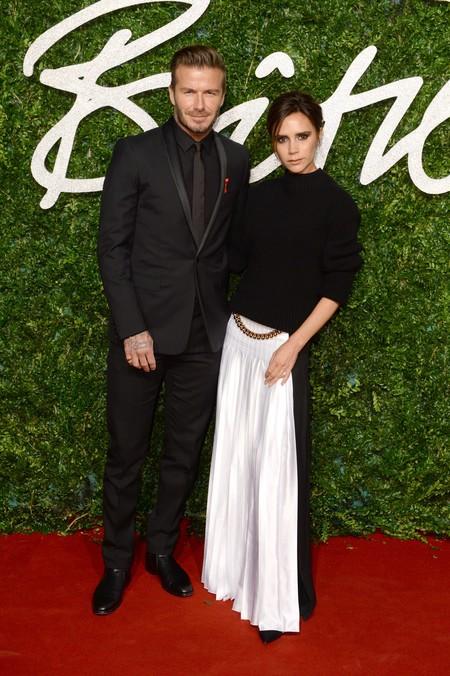 David Y Victoria Beckham 20 Aniversario Boda 2014 2
